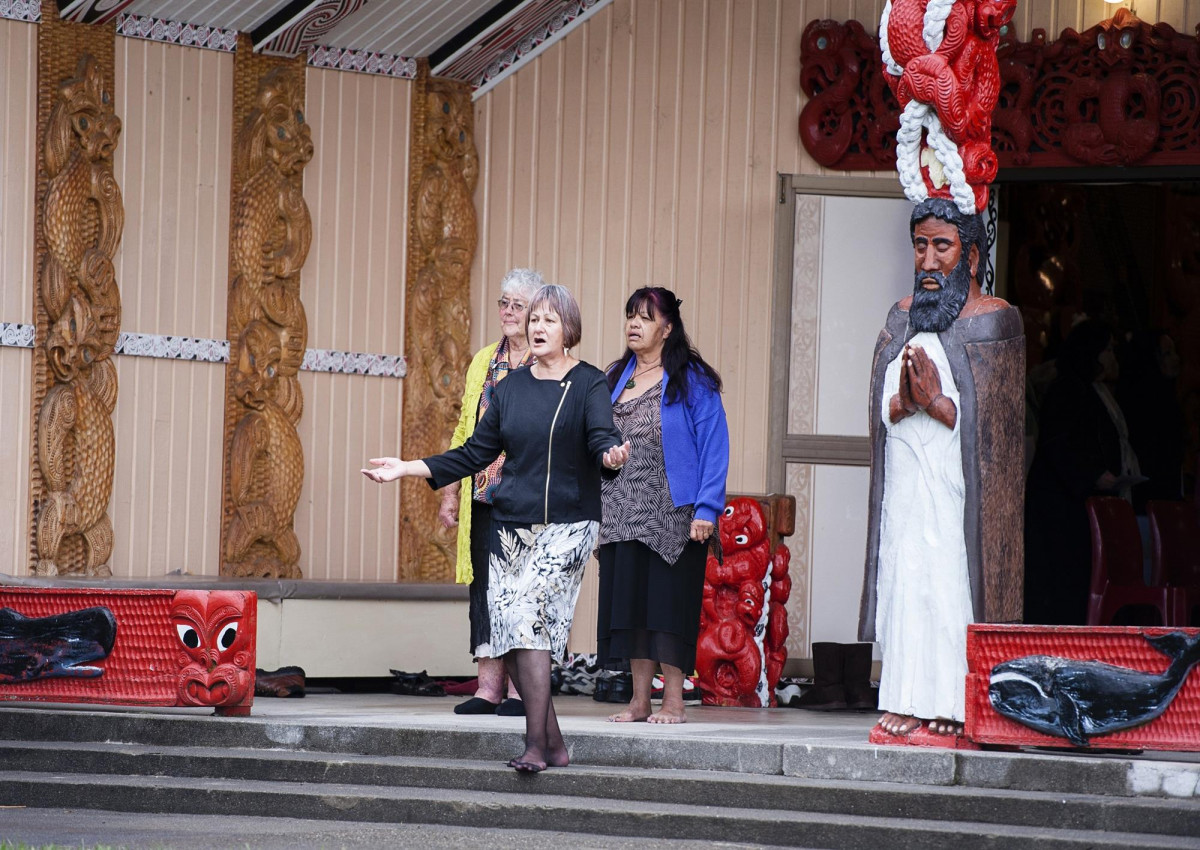 Celebration Weekend Nov 2014  - Haere mai ki te Waikawa Marae <br />