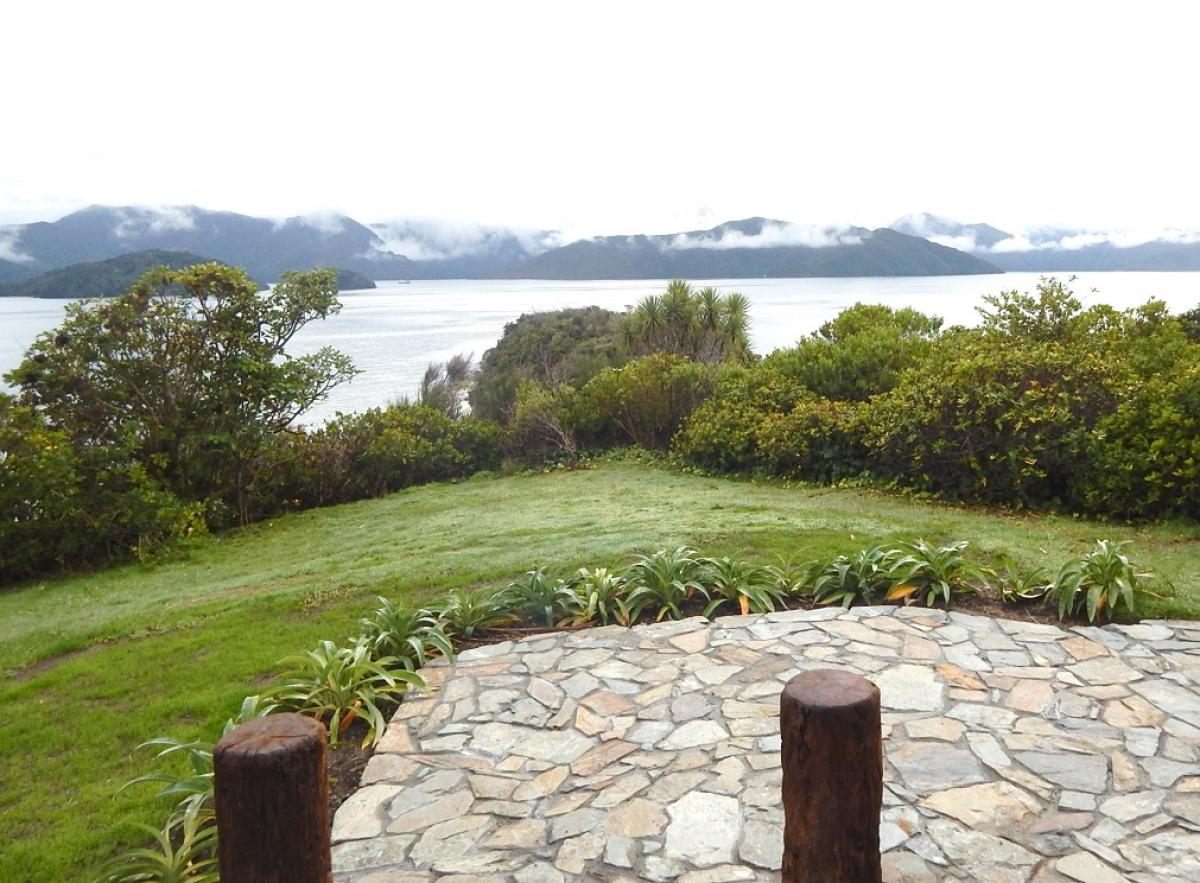 Photo Gallery  - Lookout from Karaka Point<br />