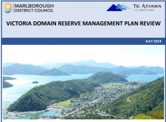 Victoria Domain Reserve Management Plan Review