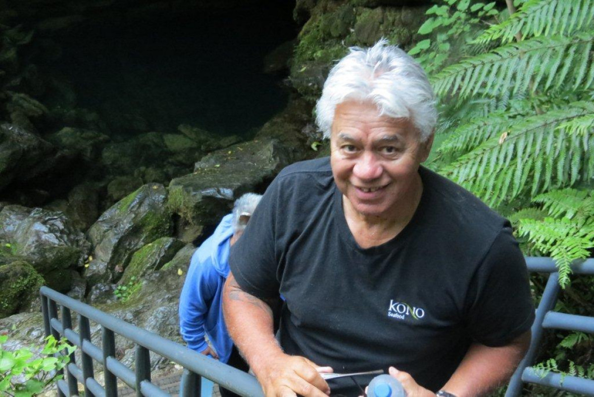Cultural Site Visit March 2015  - Harry Love Riuwaka Resurgence